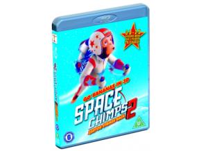 Space Chimps 2 - Zartog Strikes Back (Blu-Ray)