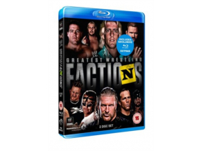 WWE Presents Wrestling's Greatest Factions (Blu-ray)
