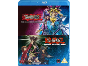 Yu-Gi-Oh! Movie Double Pack: Bonds Beyond Time & Dark Side of Dimensions (Blu-ray)