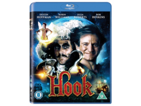 Hook [Blu-ray] [1992] [Region Free] (Blu-ray)