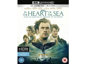 In the Heart of the Sea (4K Ultra HD Blu-ray)