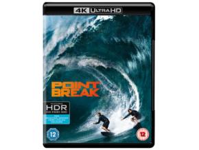 Point Break (4K Ultra HD Blu-ray)
