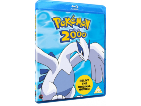 Pokémon: The Movie 2000 (Blu-ray)