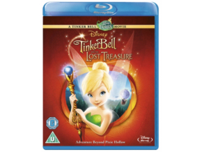 Tinker Bell and the Lost Treasure (Blu-ray)