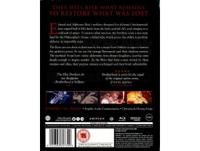 Full Metal Alchemist Brotherhood: Complete Series (Blu-ray)