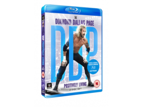 WWE: Diamond Dallas Page - Positively Living (Blu-ray)
