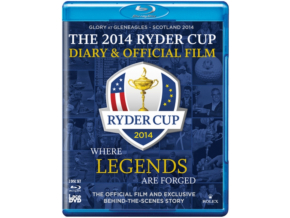 Ryder Cup 2014 Diary and Official Film (40th) (Blu-ray)