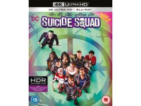 Suicide Squad (4K Ultra Hd)