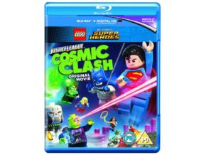 Lego: Justice League - Cosmic Clash [Blu-ray]