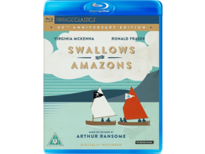 Swallows And Amazons - 40th Anniversary Special Edition (Blu-ray)