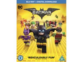 The LEGO Batman Movie [Blu-ray] [2017] (Blu-ray)
