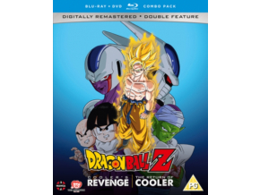 Dragon Ball Z Movie Collection Three: Cooler's Revenge/Return of Cooler - DVD/Blu-ray Combo (Blu-ray)