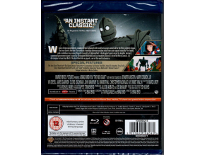 The Iron Giant: Signature Edition [Blu-ray] [2016] [Region Free] (Blu-ray)