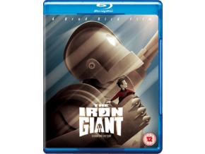 The Iron Giant: Signature Edition [Blu-ray] [2016] [Region Free] (Blu-ray)