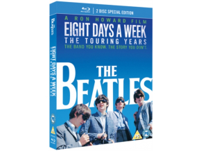 The Beatles: Eight Days a Week - The Touring Years - Deluxe Edition [2016] (Blu-ray)