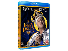 WWE: It's Good To Be The King - The Jerry Lawler Story (Blu-ray)