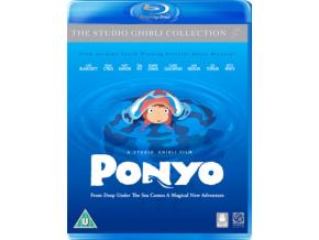 Ponyo (DVD and Blu-Ray) (Studio Ghibli Collection)