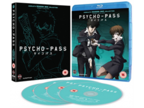 Psycho-Pass: Complete Series Collection (Blu-ray)