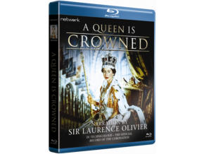 A Queen Is Crowned (Blu-Ray)