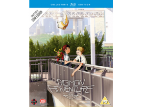 Digimon Adventure Tri - The Movie  Part 3: Confession (Blu-ray)