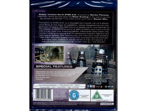 Doctor Who: Daleks - Invasion Earth 2150 A.D. (1966) (Blu-Ray)