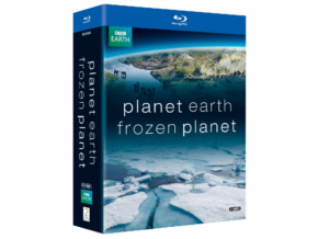 Frozen Planet - Planet Earth Double Pack (Blu-Ray)