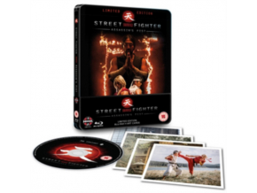Street Fighter: Assassin's Fist Steelbook (Blu-ray)