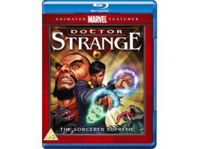 Doctor Strange [Blu-ray] (Blu-ray)