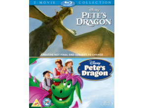 Pete's Dragon Live Action and Animation Box Set (Blu-ray) [Region Free]