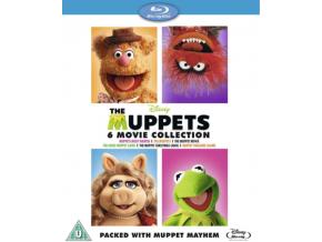 The Muppets Bumper 6 Movie Box Set (Blu-ray)