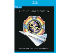 Electric Light Orchestra - Out Of The Blue: Live At Wembley [Blu-ray] [2015] (Blu-ray)