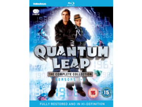 Quantum Leap: The Complete Collection (Blu-ray)