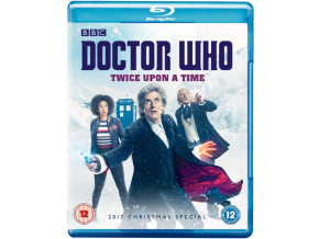 Doctor Who Christmas Special 2017 - Twice Upon A Time (Blu-ray)