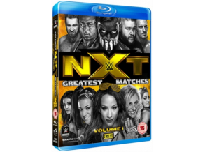 WWE: NXT Greatest Matches Vol.1 (Blu-ray)