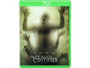 The Human Centipede (Blu Ray)