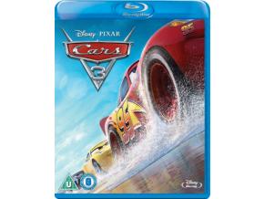 Cars 3 [Blu-ray] [2017] (Blu-ray)