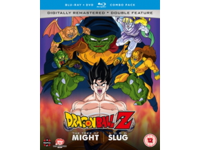 Dragon Ball Z Movie Collection Two: The Tree of Might/Lord Slug - DVD/Blu-ray Combo (Blu-ray)