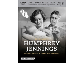 The Complete Humphrey Jennings volume 3: A Diary for Timothy (Blu-Ray + DVD)
