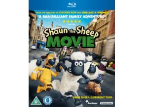Shaun The Sheep - The Movie (Blu-ray)