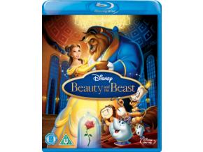 Beauty & the Beast (Blu-ray) (1991)