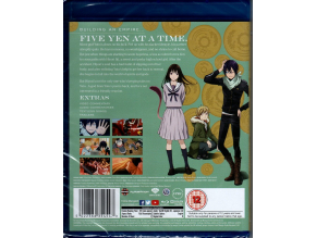 Noragami - Complete Series Collection (Blu-ray)