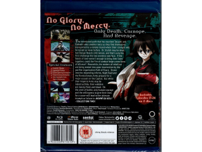 Akame Ga Kill Collection 2 (Episodes 13-24) [Blu-ray]
