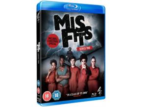 Misfits - Series 2 - Complete (Blu-Ray)