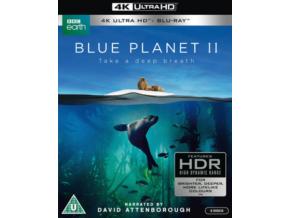 Blue Planet II (4k UHD Blu-ray + Blu-Ray)