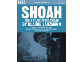 Shoah (and 4 Films After Shoah) [Masters of Cinema] [Blu-ray]