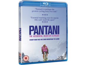 Pantani: The Accidental Death Of A Cyclist (Blu-Ray)