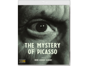 The Mystery Of Picasso (Blu-ray)