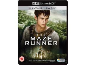 The Maze Runner [4K Ultra HD Blu-ray + Digital Copy]