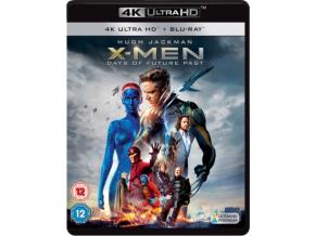 X-Men: Days of Future Past [4K Ultra HD Blu-ray + Digital Copy]