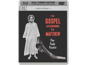 The Gospel According to Matthew (Masters of cinema) (DVD & Blu-Ray)